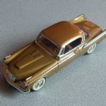 Road Signature 1958 Studebaker Golden Hawk  Die cast model 1:43